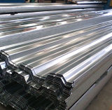 Zincalume/Galvalumeの波形の鋼板の波形の屋根ふきは0.12-3.5mmを広げる