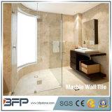mattonelle decorative della parete della stanza da bagno beige crema 20X20 da vendere