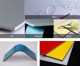 Painel composto de alumínio do ACP Acm para a decoração interior UV de Pringting