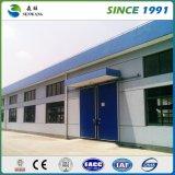 Prefabricados Industriales edificio de la estructura de acero galvanizado de metal