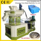 CE machine à granulés de bois/machine à granulés/l'alimentation animale de sciure de bois presse à granulés