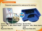 Système imperméable à l'eau de vision d'arrière de véhicule d'appareil-photo de l'affichage IP69k de miroir de Rearview