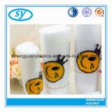 판매를 위한 고품질 플라스틱 t-셔츠 쇼핑 백