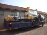 600m TrailerかCrawler Mounted Hydraulic Water Well Drilling Rig