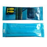 O removedor de mancha de varejo por atacado limpa cada Towelette (embalado em um malote selado)
