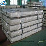 MOQ action de 1 tonne pour le prix usine de feuille d'acier inoxydable de Tisco