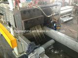 Параллельный штрангпресс с линией машины для гранулирования холодной стренги воды