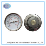 Termometro per la cassa della st della st di uso del frigorifero con il magnete tre
