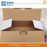 Gegolfd papier Fruit Verpakking Box Voedsel Shipping Karton