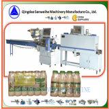 Machine automatique d'emballage en papier rétrécissable de petites bouteilles de Swf-590 Swd2000