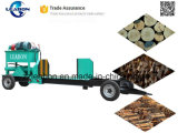 Teiler-Maschinen-hölzerner Stumpf/Block des Protokoll-Hartholz-Industrie-Geräts für Verkauf