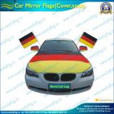 승진 장식적인 깃발 (NF13F14015)를 광고하는 차 미러 양말
