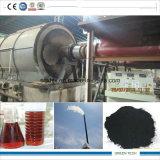 strumentazione di pirolisi 10ton che ricicla plastica residua all'olio combustibile