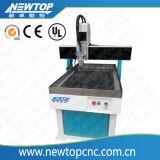 Jinan China 3D Carving Mini CNC Router 6090! Petite machine de gravure et de découpage