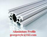 O alumínio da extrusão do ISO 9001 Anozided perfila o perfil de alumínio para o indicador e a porta
