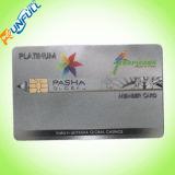Стандартная напечатанная карточка PVC Cr80