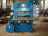 Máquina de borracha da imprensa do Vulcanizer da placa com Ce do ISO