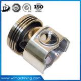 Usinagem CNC Pistão de Pneumáticos Pistão do Cilindro, Motor Peças Pneumáticas Pistão do Cilindro