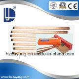 Flacher Meißelnlichtbogen-rechteckige Kohlenstoff-Elektrode B5518