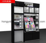 Quiosque cosmético do indicador, indicador do varejo, quiosque da alameda de compra