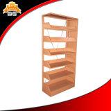 Boekenplank van het Metaal van het Meubilair van de Bibliotheek van de Prijs van de Fabriek van China de Beste Draagbare Met Goede Kwaliteit