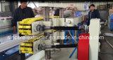 Máquina porosa de la producción del tubo de la cubierta del Siete-Orificio del HDPE
