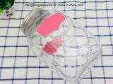 3.5L de Kruik van de Opslag van de Drank van het glas met Deksel en Kraan