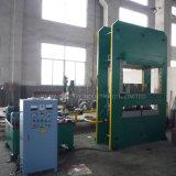 油圧加硫の出版物の加硫装置機械を作るゴム製床タイル