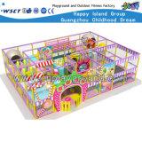 Игровая площадка внутри оборудования14-0912 Naughty замок (ч)