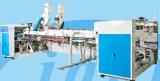 Máquina de papelão para pasta Impressora Gluer Lombada