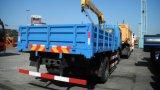 小さい上昇が付いているLHD/Rhdのトラックは運ぶクレーン(XZJ5110JSQD)を