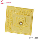 Atacado Enamel 24k Gold Lapel Pin (LM1180)