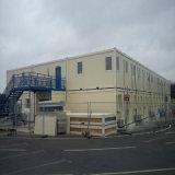 La cabane de modulaires préfabriquées avec certification CE
