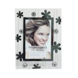 Pagina di vetro della foto con la pagina della foto di /Diamond dei diamanti (diamante 1)