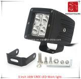 LED-Auto-Licht 3 Zoll 16W CREE LED des Arbeits-Lichtes für nicht für den Straßenverkehr Licht des SUV Auto-LED und LED-fahrendes Licht