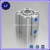 Pneumatische Cilinder van het Type van Festo de Compacte Dunne