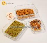 Стеклянная тара для хранения для еды или плодоовощ