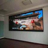 Visualización de LED de interior a todo color de la pantalla de P2.5 LED para la etapa