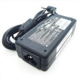 Verdadera portátil cargador adaptador de alimentación de CA, PA3822U-1ACA 19V 2.37A 45W para Toshiba