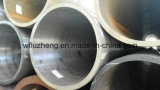 En10210 tubo sin soldadura, E355 tubo de acero, tubo mecánico S355