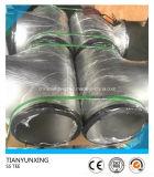 T senza giunte saldato estremità dell'acciaio inossidabile dell'uguale di ASTM