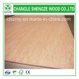 Precio barato 2.0-21mm el grado de muebles de madera contrachapada comercial
