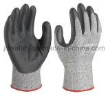 Перчатка работы техники безопасности на производстве с покрытием нитрила Sandy (NDS8032)