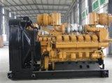 Groupe électrogène de gaz naturel 500kw avec des certificats d'OIN et de CE