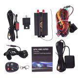 APP와 웹 플래트홈을%s 가진 차 차량 Rastreador GPS 추적자 Tk103b