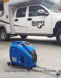 générateur d'inverseur de l'essence 4-Stroke avec le chariot et l'EPA et l'homologation de carburateur
