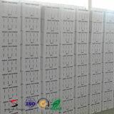 De PP Folding Box Caixa de Papelão Ondulado Nestable PP impermeável Tote Caixa de Flauta de PP