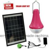 Bewegliches Solar Energy Systems-SolarStromnetz-Haus in Indien