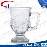 90ml heet verkoop de Duidelijke Kop van de Koffie van het Glas (CHM8147)