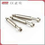 Goujon de métal custom à tête cylindrique vis en acier inoxydable pour l'environnement